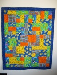 Gage's baby quilt