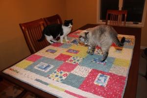 Lisa's quilt