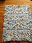 Aiden's baby quilt