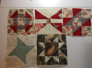 Farmer's wife October blocks