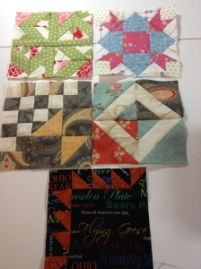 March 2013 FW Blocks