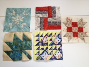 April 2013 FW blocks