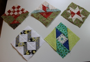 May Farmer's Wife Blocks