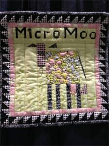 Micro Moo by Melanie McFarland
