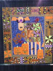And The Cow Says Boo! by Peggy Baldwin-Clayton