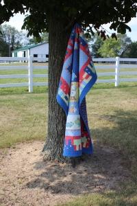 Quilt Hanging