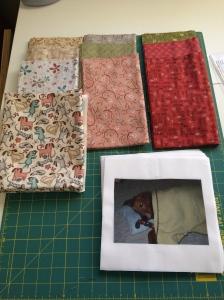 Mason's fabrics